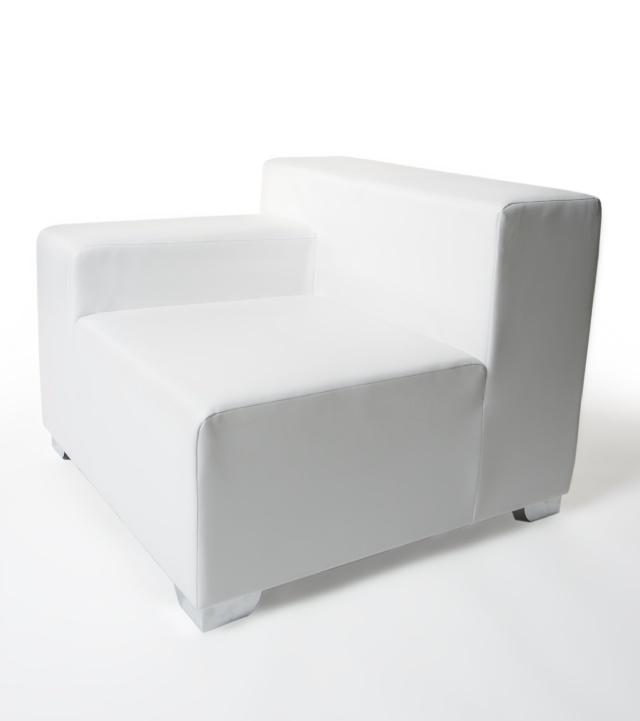 Mobilier Modulaire en Blanc